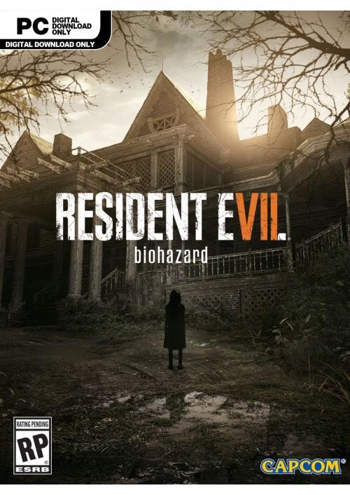 Resident Evil 7 PC/Steam £6.99 at CDKeys