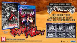Fist of The North Star: Lost Paradise (PS4) - £37.95 @ TheGameCollection
