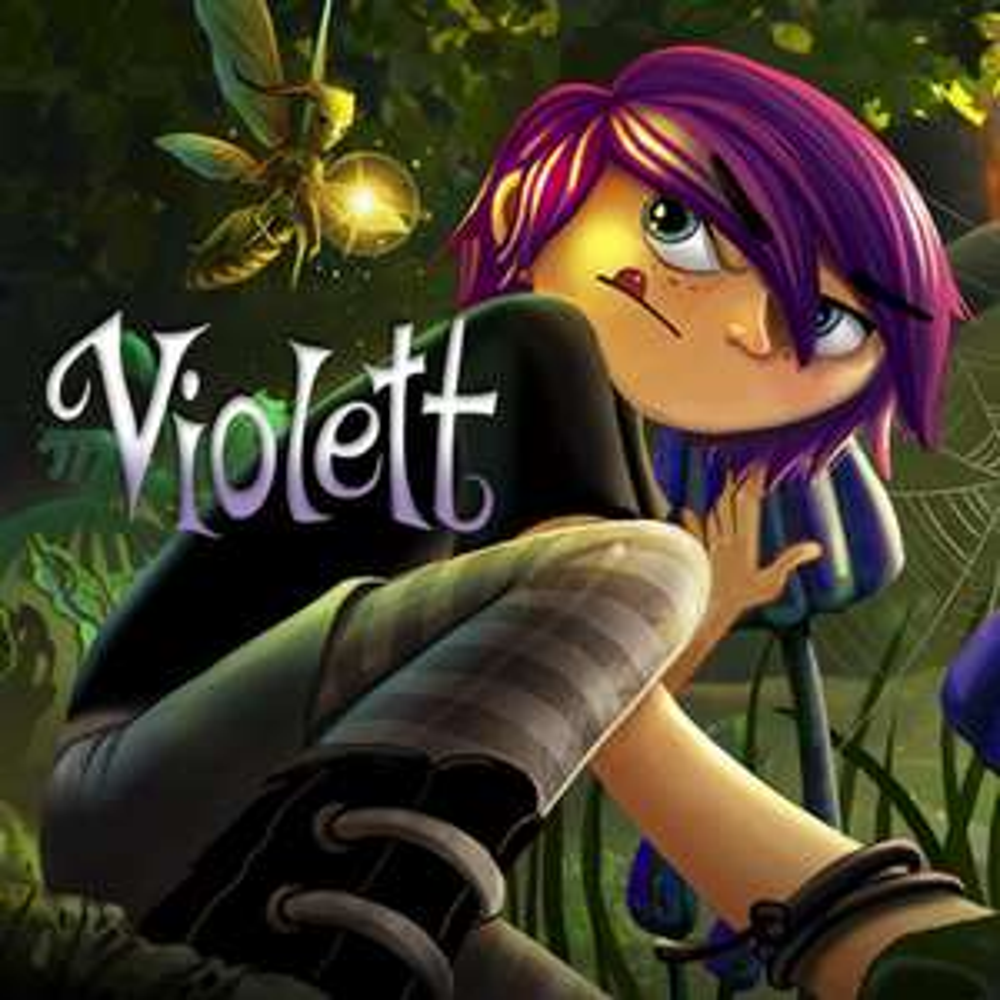 Violett (Nintendo Switch) Download £0.89 @ Nintendo EShop