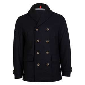 50% Off Flash Sale + 25% Off Full Price w/code (works on some sale) + £1.99 Del @ Tokyo Laundry eg Tehama Wool Blend Double Breasted Coat in Navy was £59.99 now £20.73 Del