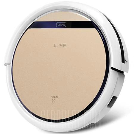 ILIFE V5S Pro Intelligent Robotic Vacuum Cleaner (EU Warehouse) £113.18 Delivered @ Gearbest