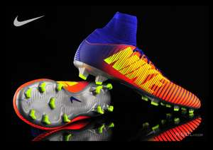 Kids Nike Mercurial Superfly V Football boots 50% off £12.50 other reductions too @ Nike Clearance Castleford