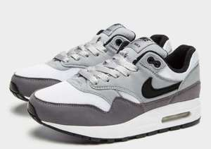 Kids Nike Air Max 1 £24.50 with 30% off voucher size 11 to 2 Nike Clearance Castleford