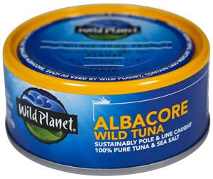 Albacore / Skipjack wild tuna 39p @ Poundstretcher