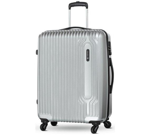 Carlton Tube Small 4 Wheel Hard Suitcase - £29.99 @ Argos (free C&C)
