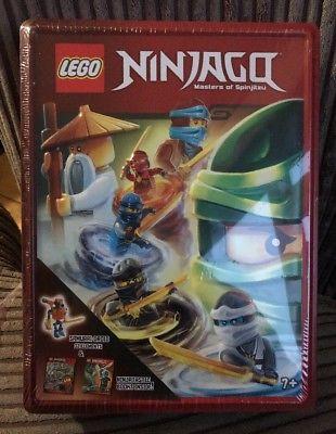 LEGO Ninjago Gift Tin £3 In-Store @ Asda (Crown-Point, Leeds)