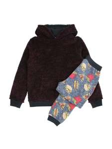Older boys fleece pj set £6 @peacocks free c+c