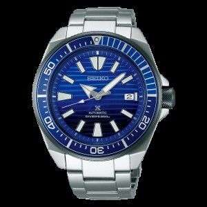 Seiko Samurai 'Save The Ocean' Special Edition Automatic Watch £359 @ Simpkins Jewellers (Price Match @ John Lewis)