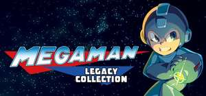 Mega Man Legacy Collection (PC) for £4.79