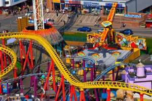 Half price Fantasy Island Family Pass (2 adults + 2 children) Skegness £24 @ planetradio.com