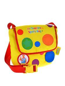 Nursery Rhymes with Mr Tumble Now £15.99 / Mr Tumble's Surprise Spotty Bag Now £11.99 C+C @ Very