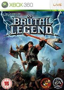 Brutal Legend - Xbox One BC - Used - £1 / £2.50 del @CEX