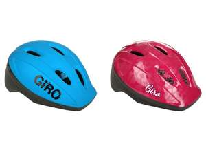 Giro Me2 Kids Bike Helmet Blue / Pink for £8 @ Halfords