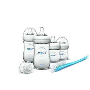 Philips AVENT Natural Newborn Starter Set £16.99  (Prime) / £21.48 (non Prime) at Amazon