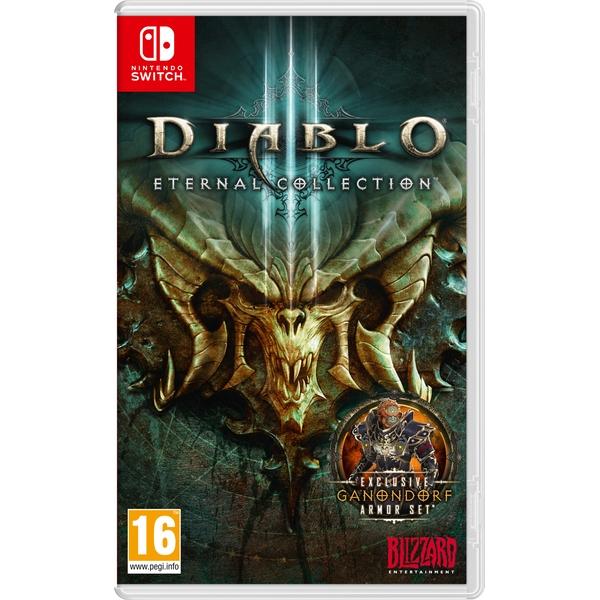 Diablo Eternal Collection Nintendo Switch Pre-Order £41.85 @ base.com