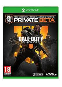 Call of Duty Black Ops 4 XBOX ONE - £44.99 @ Base.com