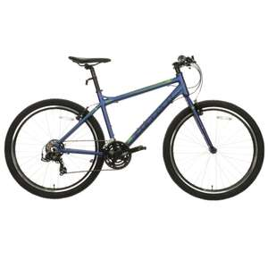 Carrera Parva Men's Hybrid Bike Blue colour - £160 delivered with trade in using code @ Cyclerepublic