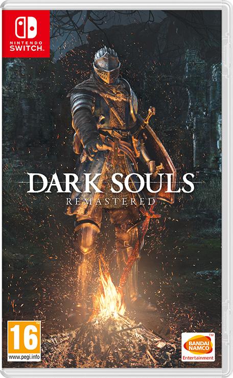 [Nintendo Switch] Play Dark Souls: Remastered free this weekend (Network test) - Nintendo