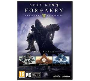 Destiny 2 Forsaken PC Game - £49.99* @ Argos