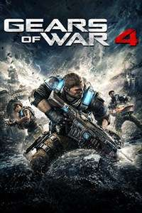 [PC] Gears of War 4 - £13.39 @ Microsoft Store