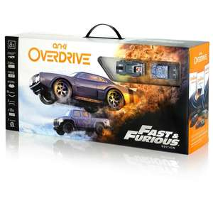 Anki overdrive fast and furious starter pack £99.99 Smyths Toys