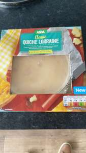 Frozen Quiche 420g family size reduced 40p instore in Asda (Cambridge, probably others)