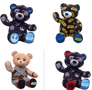 2 for £22 on selected Build a bear inc Starwars
