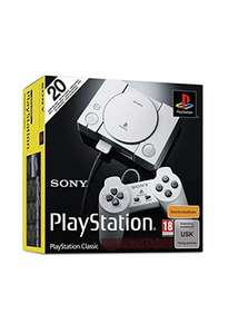 Sony PlayStation Classic Console - £88.85 - Base