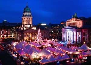 4 night Berlin Christmas Market trip for just £109 each (£218 total) including flights and hotel @ ebookers