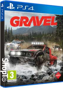 [PS4/Xbox One/PC] Gravel - £7.85 - Shopto