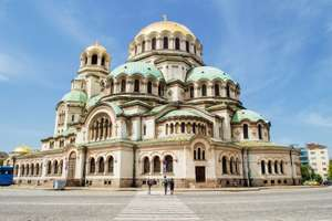 Weekend in Sofia, Bulgaria for just £71 each (£142 total) including flights and central accommodation @ booking.com