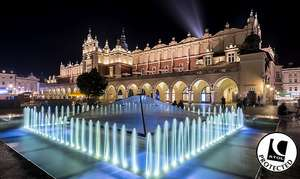Krakow, Poland :  2 Nights 4* Spa Hotel Incl Flights + Guided Auschwitz Tour from £198 per couple (£99p.p) @ GoGroopie