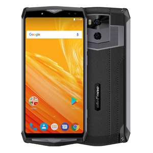Hukd favourite: *13000MAH Battery* Ulefone Power 5 6GB 64GB  £219 (Ships From Spain) @ Geekbuying