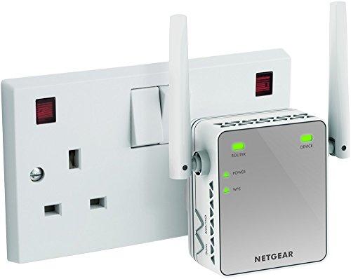NETGEAR EX2700 Mini N300 Mbps Wi-Fi Booster & Range Extender - £11.99 (Prime) £16.48 (Non Prime) @ Amazon