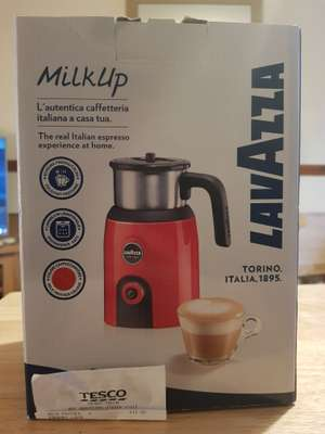 LAVAZZA Milk Up (Milk Frother) Tesco in-store £11.80 (Talbot Green)
