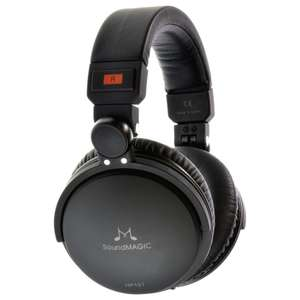 SoundMAGIC HP151 Closed Back Headphones with Detachable Cable, £64.99 (del) with code. (Update may work on other SM models too, cheers to M-z) @ hifi headphones
