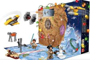LEGO advent calendar for £7.99 (using Quidco £15 off) - Initial purchase of £22.99 required