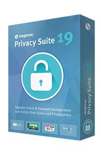 Steganos Privacy Suite 19 For Windows - Free
