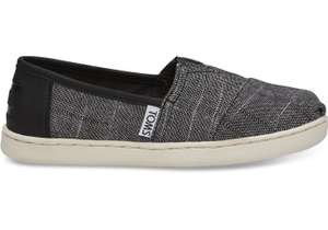 TOMS Upto 50% Off Sale  + Extra 25% off w/code + Free delivery e.g. Shoes from £15.29, Bags from £15.74 @ TOMS