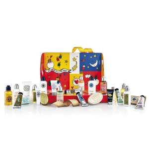 L'Occitane Classic Beauty Advent Calendar £49 Delivered at l'Occitane