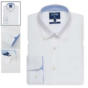 Individual shirts - 4 for £71.10 w/code  + 3 for 2 on sale accessories and free £5 voucher with c&c @ TM Lewin