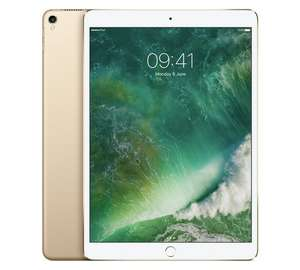 """iPad Pro (2017) 10.5"""" 64GB Wifi Tablet - Gold - £449 @ eGlobal Central"""