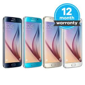 Samsung Galaxy S6 G920 - 32GB - Black - O2 - Refurbished Good £104.99 @ Music Magpie - Ebay