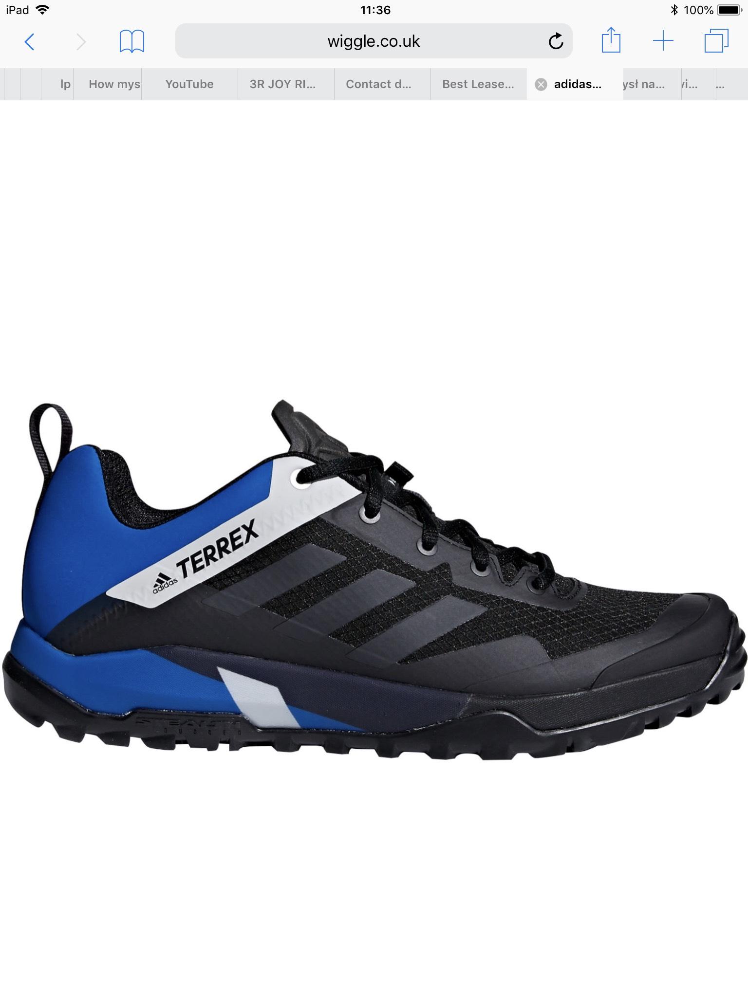 Adidas Terrex Trail Cross SL Shoes £69.90  Wiggle