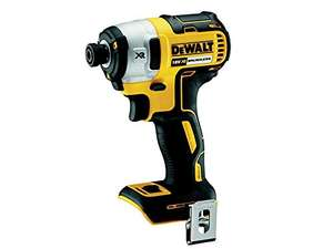DEWALT DCF887N XR 18V 3 Speed BL Impact Driver Naked - Body ONLY - £70 @ Amazon