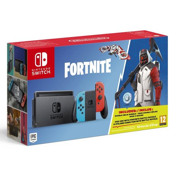 Nintendo Switch Fortnite Bundle - £279.99 @ Smyths Toys