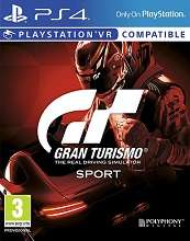 Gran Turismo Sport /PS4 ex-rental PS4 £9.99 @ boomerang