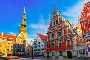 2 nights in Riga, Latvia for just £74 each (total £148) including flights, 3* central hotel and buffet breakfast @ebookers