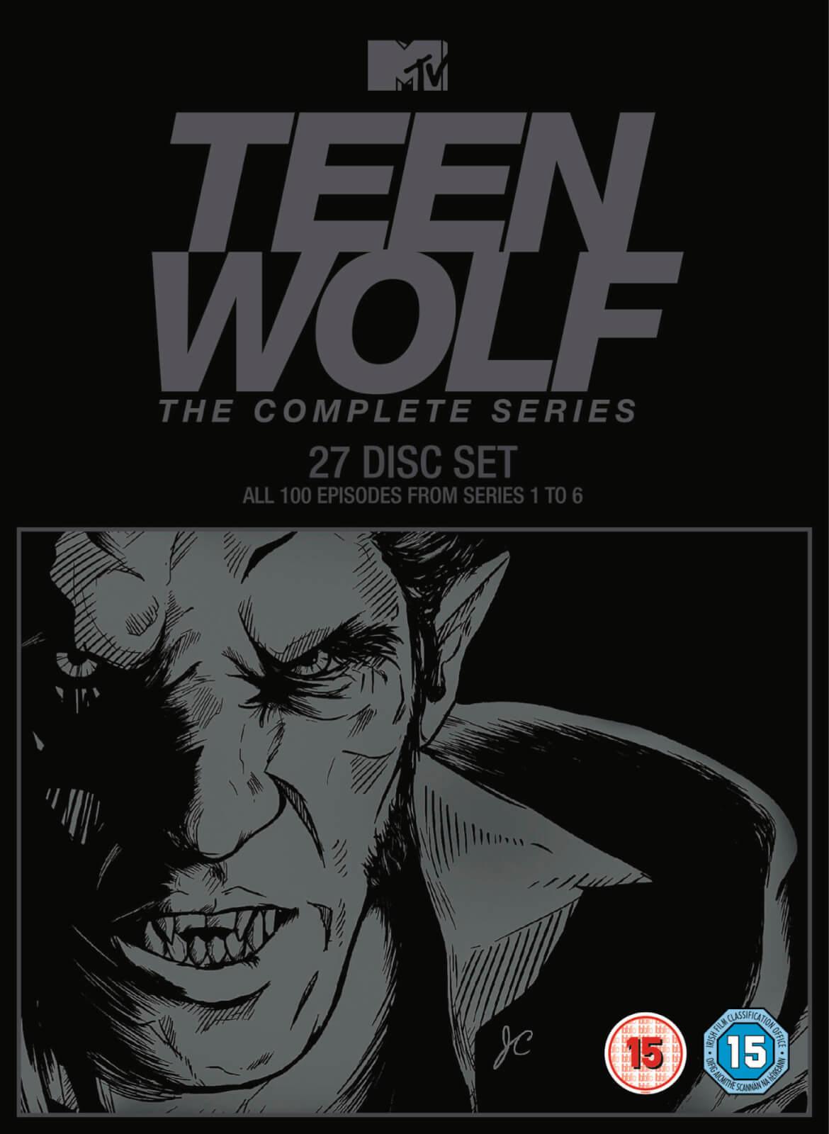 Teenwolf Seasons 1-6 DVD £24.99 + 99p delivery @ Zavvi