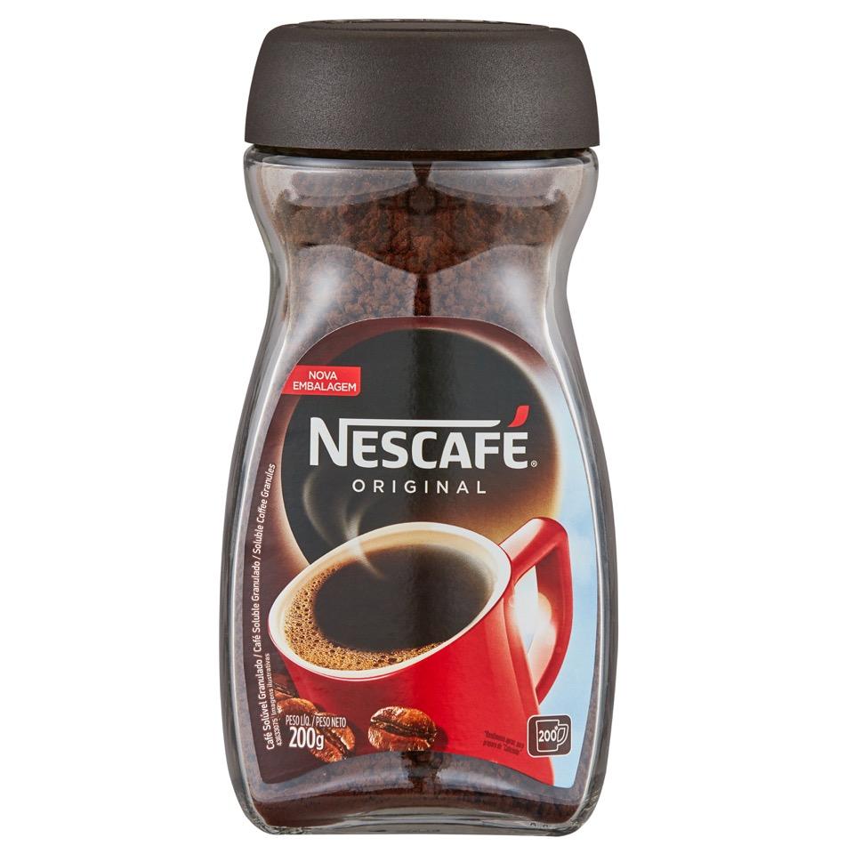 Nescafe Original Instant Coffee 200g Iceland £3.29